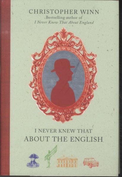 I Never Knew That About the English