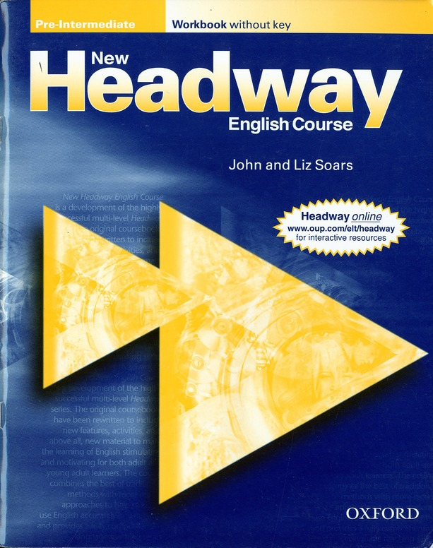 New headway ; pre-intermediate ; exercices sans cle