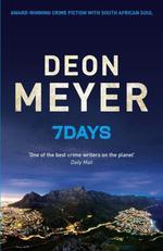 Vente Livre Numérique : 7 Days  - Deon Meyer