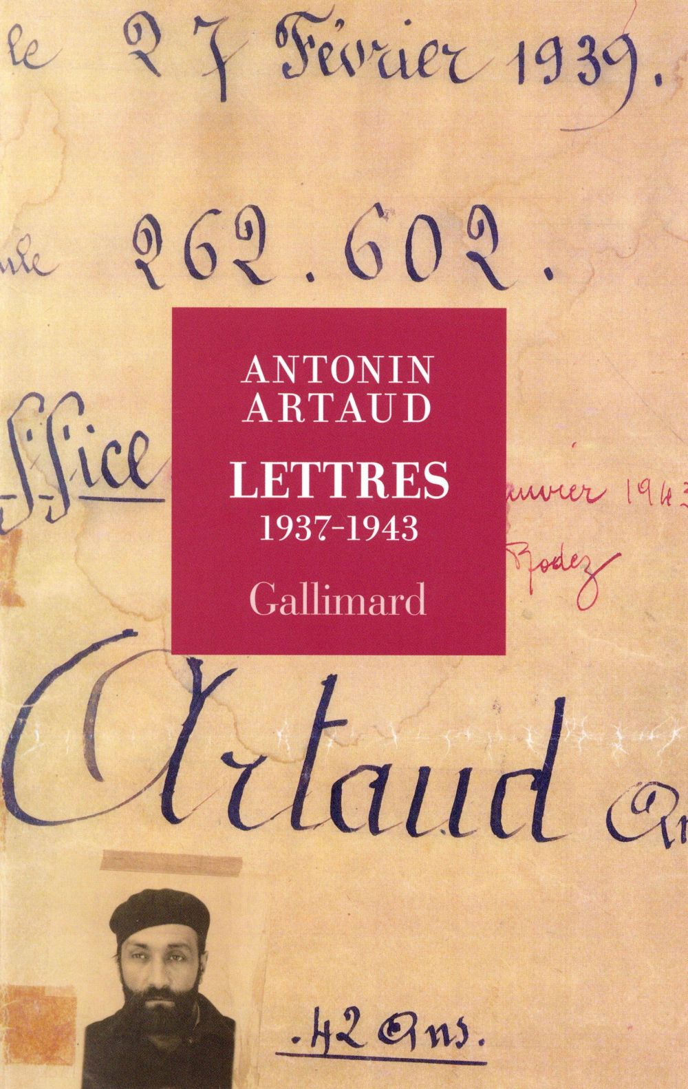 Lettres (1937-1943)