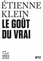 Vente EBooks : Tracts (N°17) - Le Goût du vrai  - Etienne KLEIN