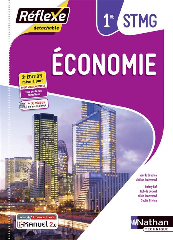 économie : 1ère STMG (édition 2021)