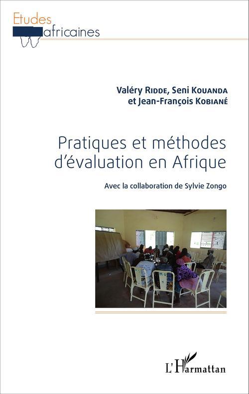 pratiques et méthodes d'évaluation en Afrique