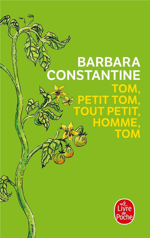 TOM, PETIT TOM, TOUT PETIT HOMME, TOM CONSTANTINE-B