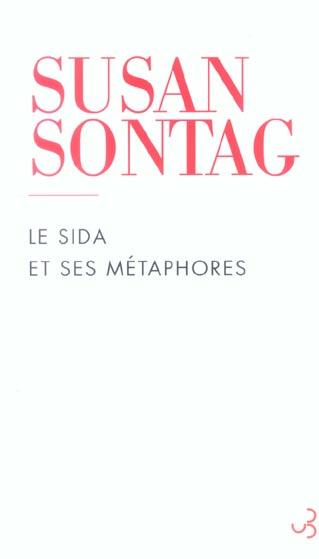 Sida et ses metaphores (ne) (le)
