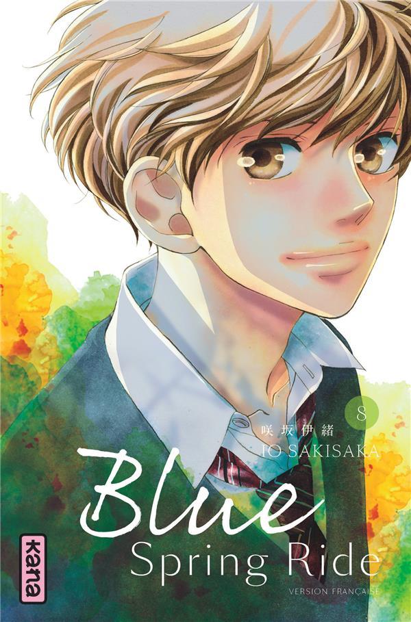 Blue spring ride T.8