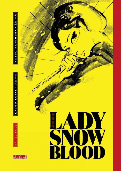 Lady Snowblood ; INTEGRALE T.1 A T.3