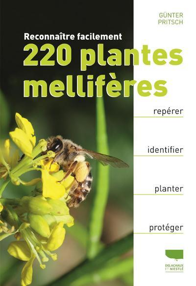 Reconnaître facilement 220 plantes mellifères