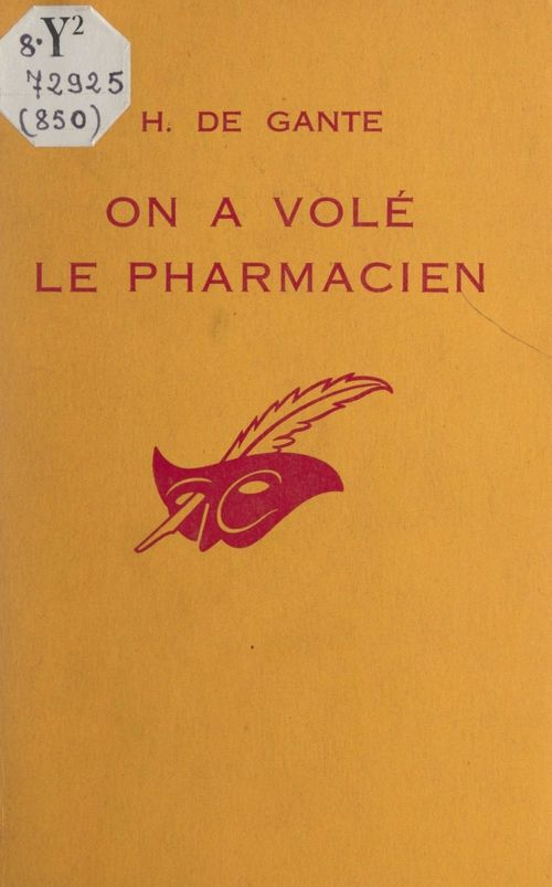 On a volé le pharmacien