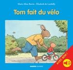 Vente Livre Numérique : Tom fait du vélo - avec son  - Elisabeth De Lambilly