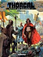 Kriss de Valnor - tome 4 - Alliances  - Yves Sente - Giulio De Vita