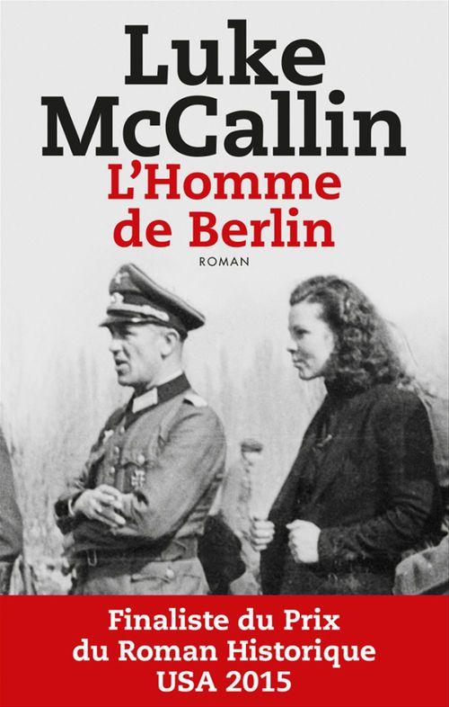 Vente EBooks : L'Homme de Berlin  - Luke McCallin
