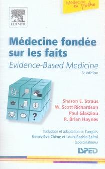 Medecine Fondee Sur Les Faits