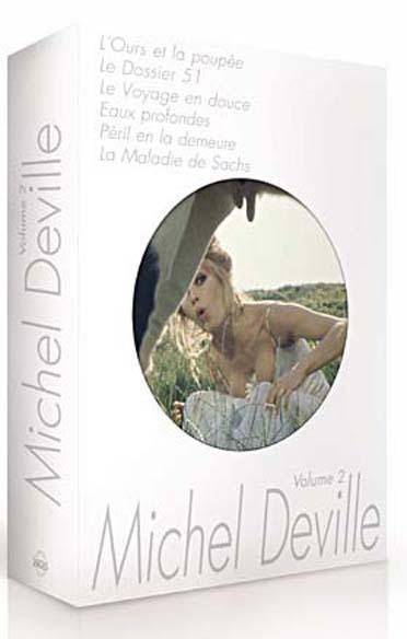 Michel Deville - Coffret 2