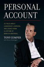 Personal Account  - Tony Comper