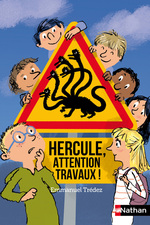 Vente EBooks : Hercule, attention, travaux ! - Dès 8 ans  - Emmanuel Trédez
