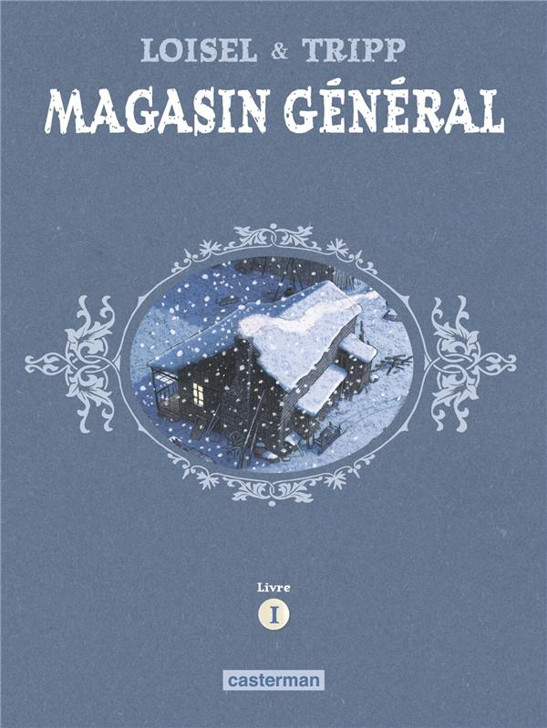 Magasin général ; INTEGRALE ; cycle 1
