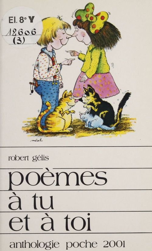 Poemes a tu et a toi