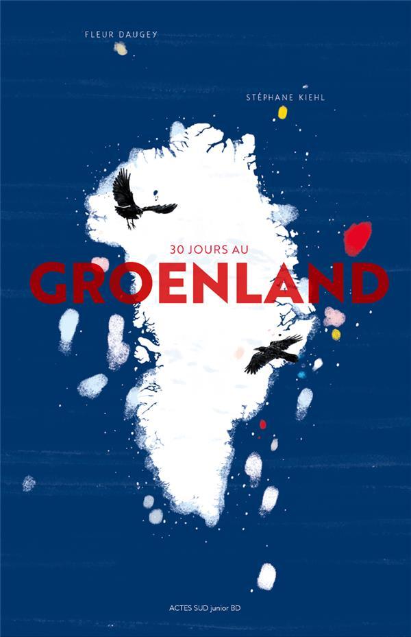 30 jours au Groenland