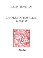 Charles de Bovelles, 1479-1553