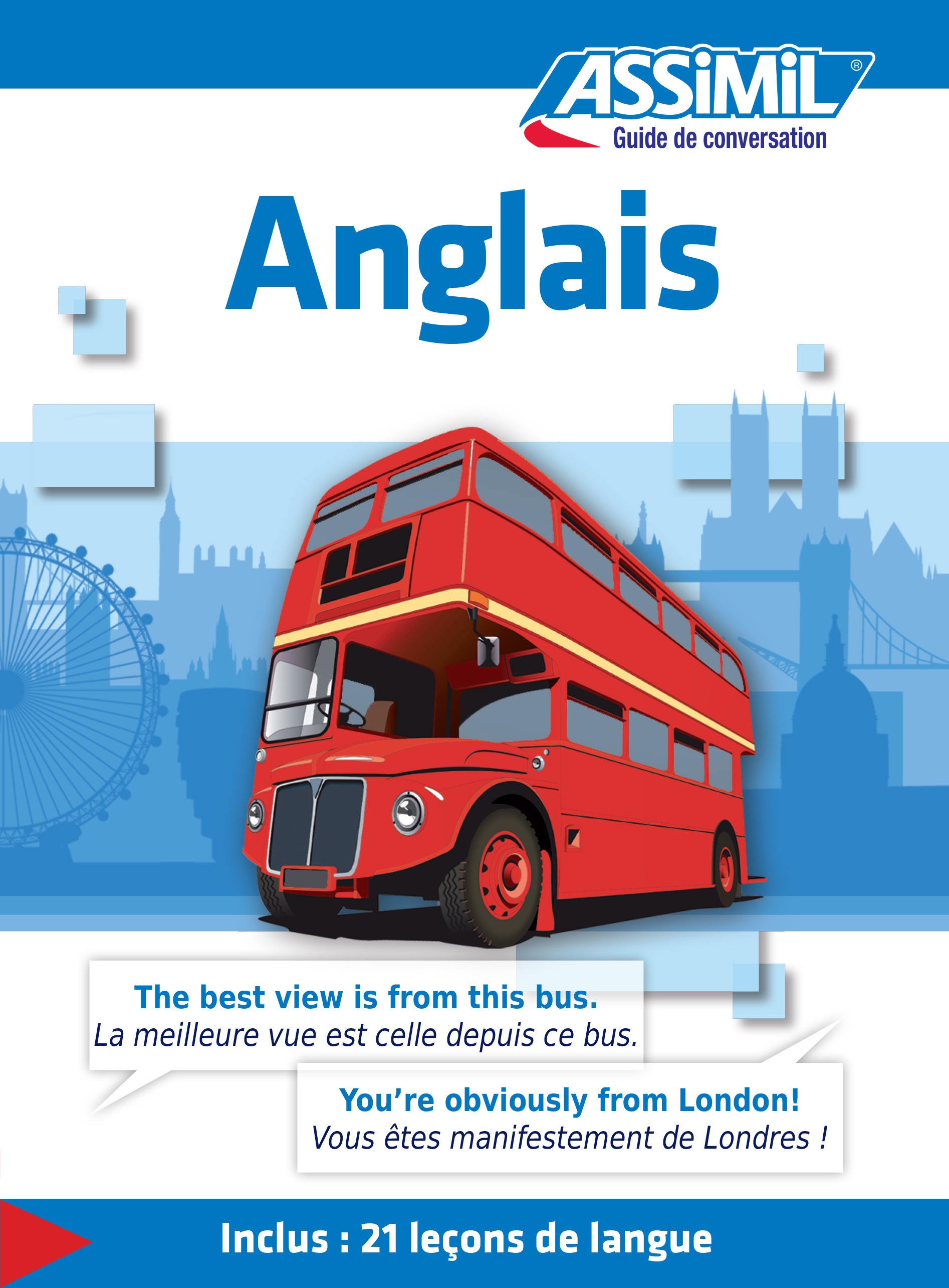 GUIDES DE CONVERSATION ; anglais