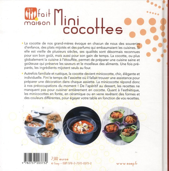 Mini cocottes