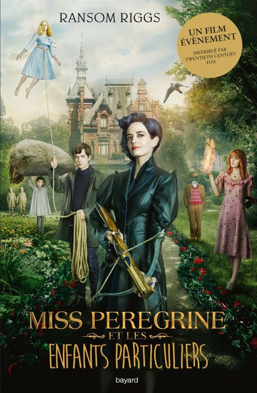 Miss Peregrine, Tome 01