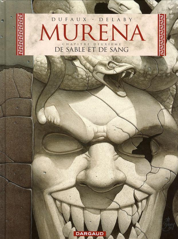 Murena T.2 ; De Sable Et De Sang