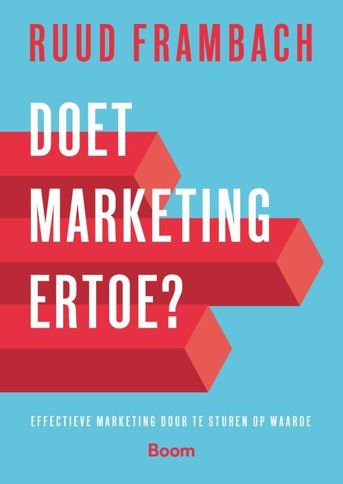 Doet marketing ertoe?