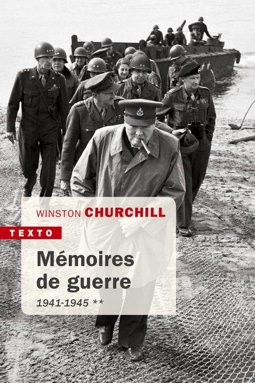 Mémoires de guerre Tome 2  - Winston Churchill