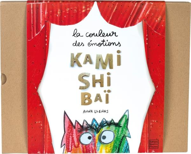 Kamishibaï, la couleur des émotions