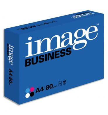 RAMETTE A4 IMAGE BUSINESS BLANC 80G