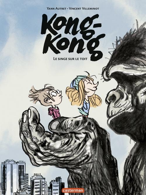 Vente EBooks : Kong-Kong  - Vincent Villeminot