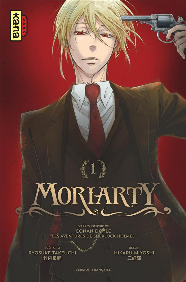 Moriarty t.1