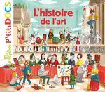 Vente Livre Numérique : L'histoire de l'art, de Cro-Magnon jusqu'à toi  - Stéphane Frattini - Stéphanie Ledu