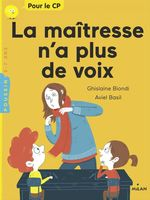 Vente EBooks : La maîtresse n'a plus de voix  - Ghislaine Biondi