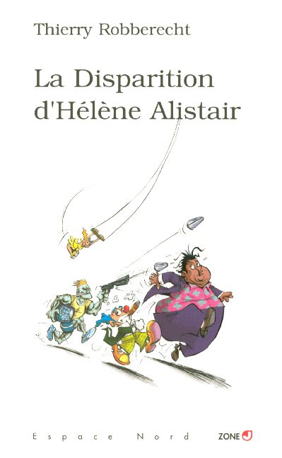 la disparition d'helene alistair