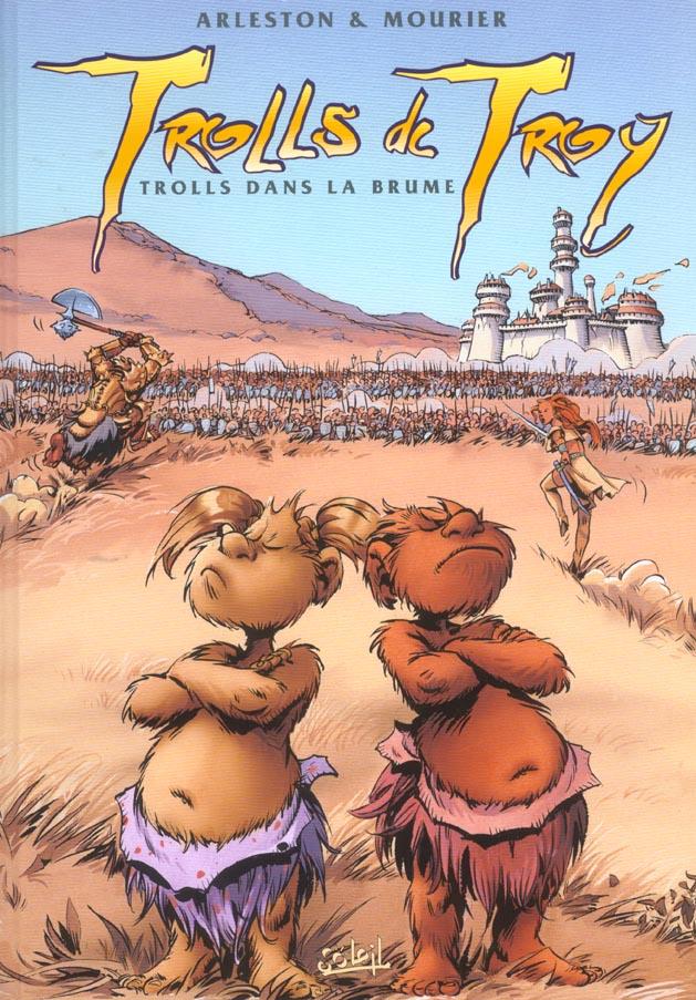 Trolls De Troy T.6 ; Trolls Dans La Brume