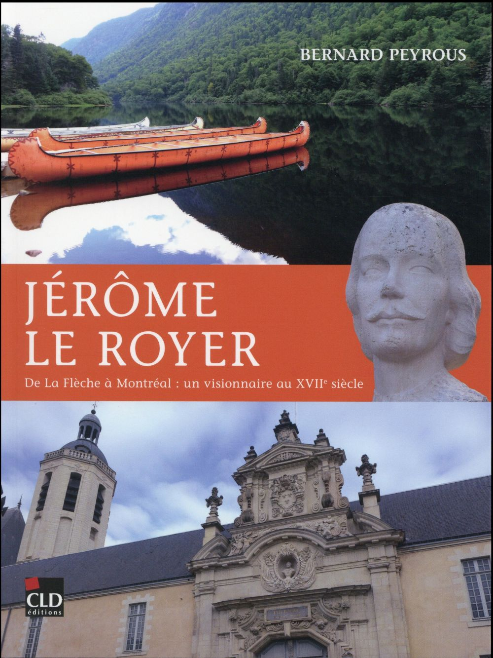 Jérôme Le Royer de la Flêche à Montréal