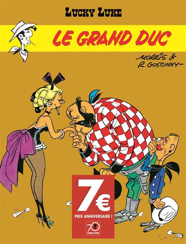 Lucky Luke T.9 ; le grand duc