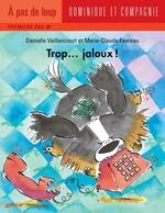 Vente EBooks : Trop... jaloux !  - Danielle Vaillancourt