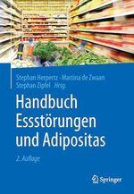 Handbuch Essstörungen und Adipositas  - Stephan Zipfel - Stephan Herpertz - Martina de Zwaan