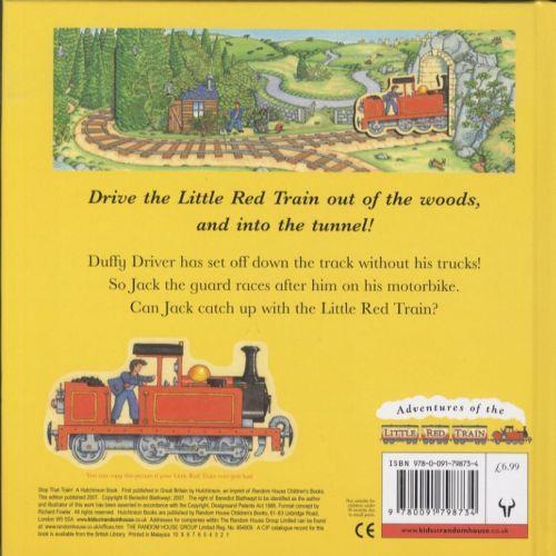 Stop That Train ! ; A Pop-Through-the-Slot Book