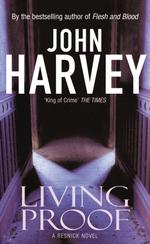 Vente Livre Numérique : Living Proof  - John Harvey