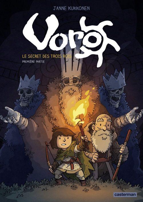 Voro (Tome 1)  - Le secret des trois rois - première partie