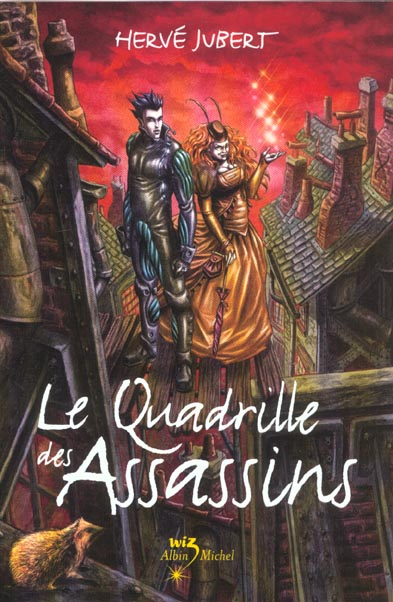 La trilogie Morgenstern t.1 ; le quadrille des assassins