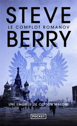Couverture de Le complot romanov