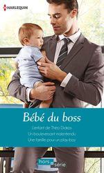 Vente Livre Numérique : Bébé du boss  - Diana Hamilton - Natalie Rivers - Cara Colter
