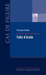 Vente Livre Numérique : Faits d'école  - François DUBET