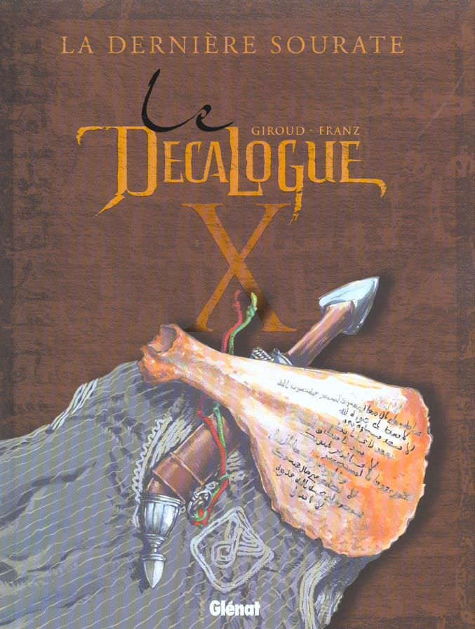 Le Decalogue - Tome 10